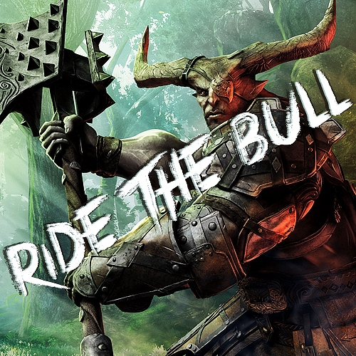 RIDE THE BULL