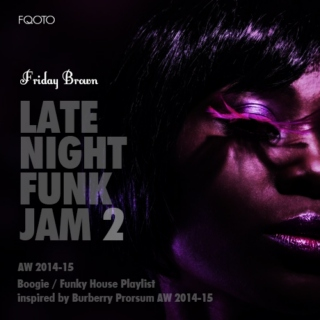 AW 2014-15 #15 Late Night Funk Jam 2