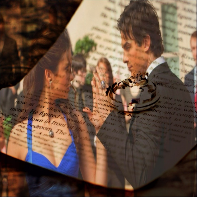 Delena: Something In The Way