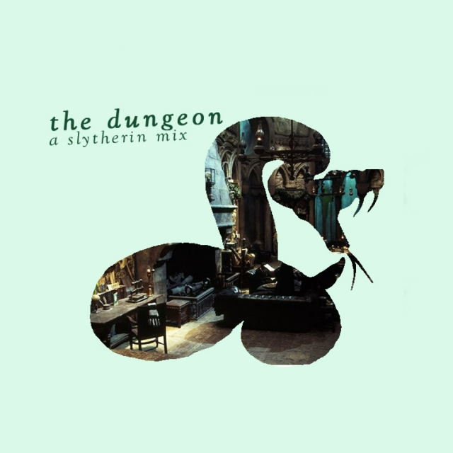 The Dungeon: Slytherin