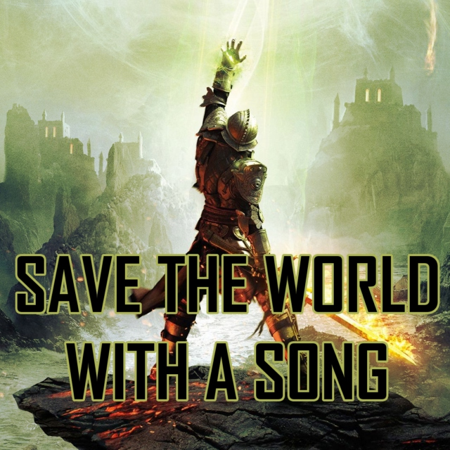Save The World With A Song