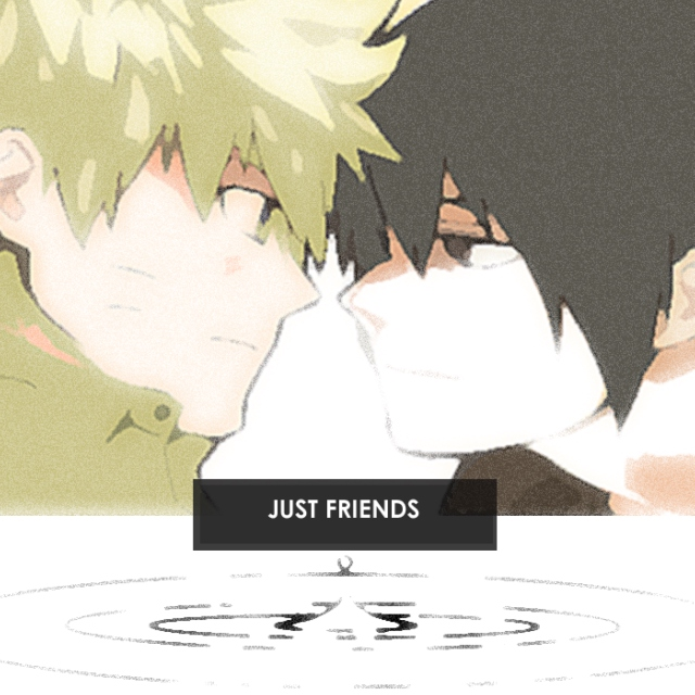 "Just ""Friends"""