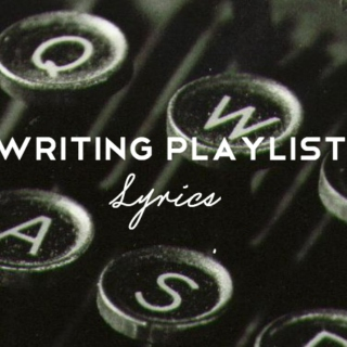 Writing Mix (Lyrics)