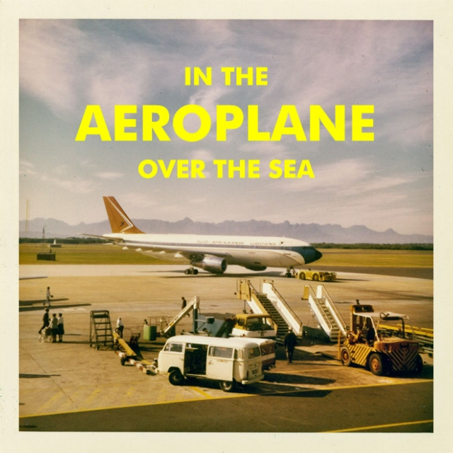 In The Aeroplane Over The Sea