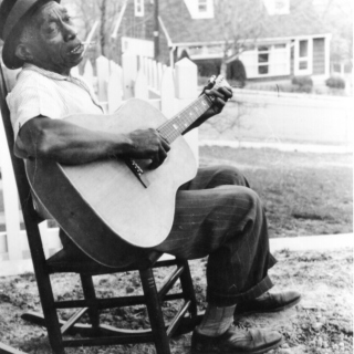 Delta Blues, the beginning of it all.