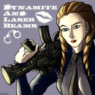 Volume 4: Dynamite and Laser Beams