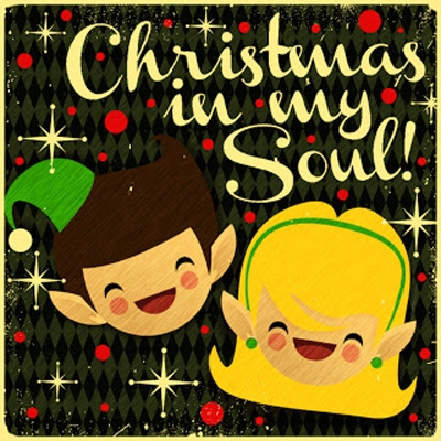 Christmas in my soul!