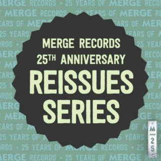 Merge25 Reissues Mixtape