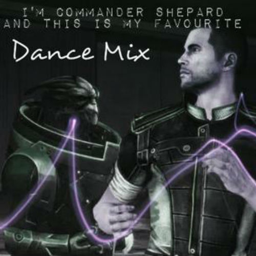 Commander Shepard Dance Mix