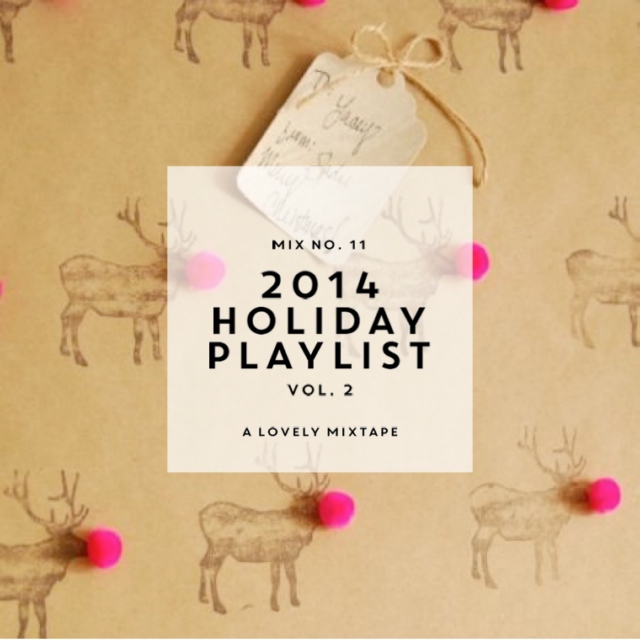 2014 Holiday Playlist