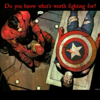 Do you know what's worth fighting for?