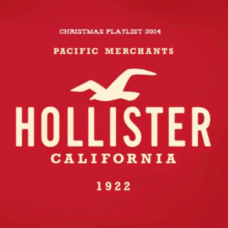 Hollister Co. Christmas Playlist 2014