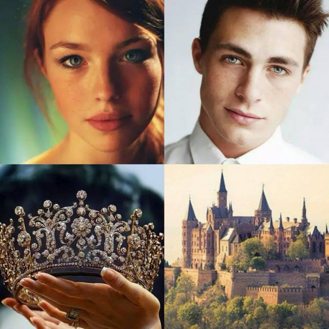 America Singer and Maxon Schreave♥