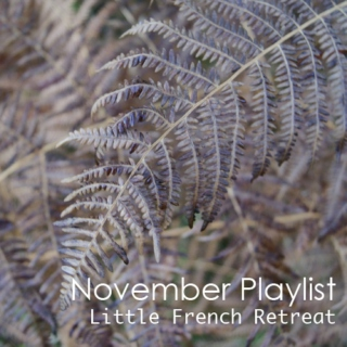 November Playlist: LFR