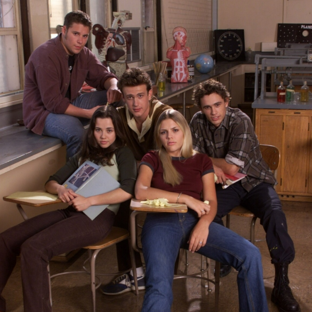 FREAKS AND GEEKS !