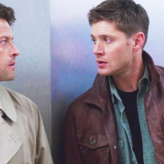 oh my l i t t l e  b i r d. | from dean to cas.