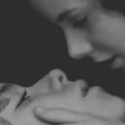 Press your lips against my back.