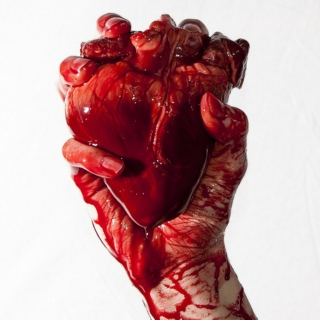 can a heart still break once it's stopped beating?