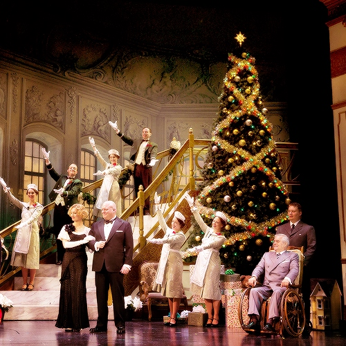 """""""Have Yourself a Merry Broadway Christmas, p.1"""""""