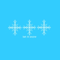 ❄ let it snow ❄
