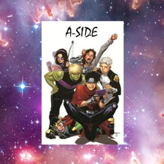 Young Avengers (A-Side)