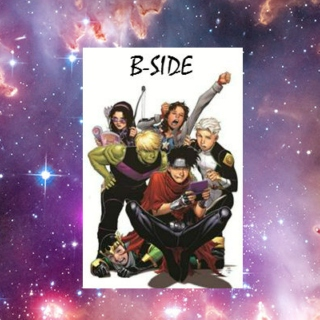 Young Avengers (B-Side)