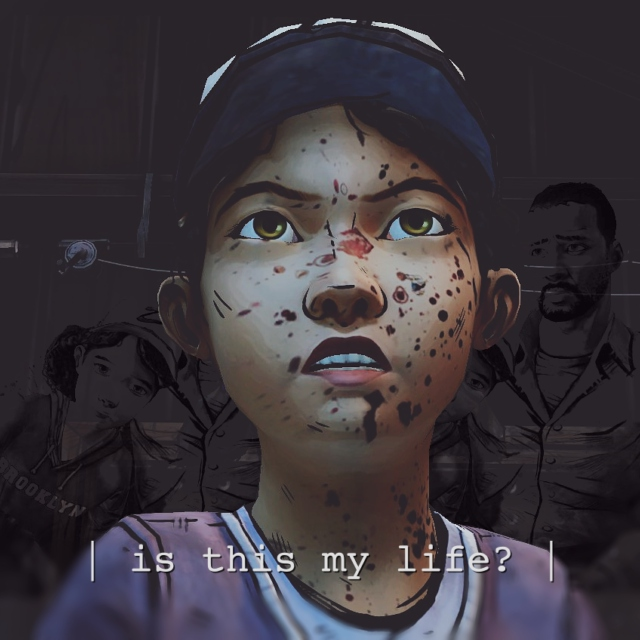 is this my life? | The Walking Dead