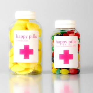 Happy Pills Mix Tape 001