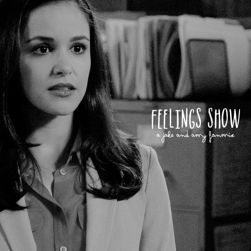 Feelings Show (a jake and amy fanmix)
