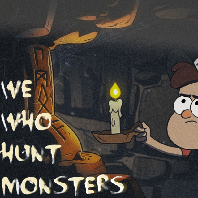 WE WHO HUNT MONSTERS
