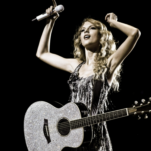 Swift goes instrumental.
