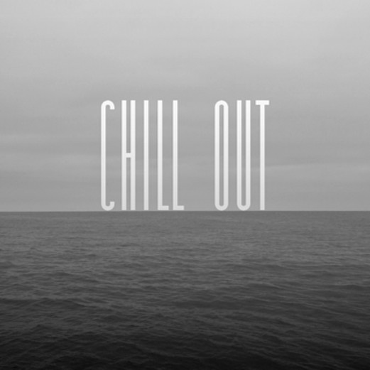 when all you want to do is chill...