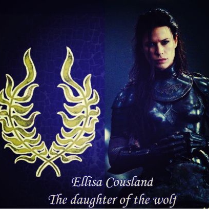 The daughter of the wolf