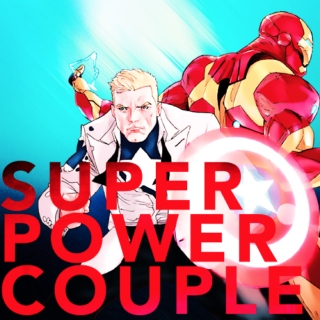 SUPERPOWER COUPLE