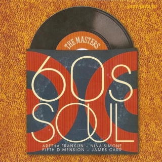 60's Soul. The Masters Series
