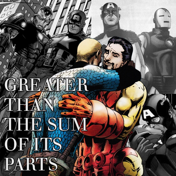 greater than the sum of its parts