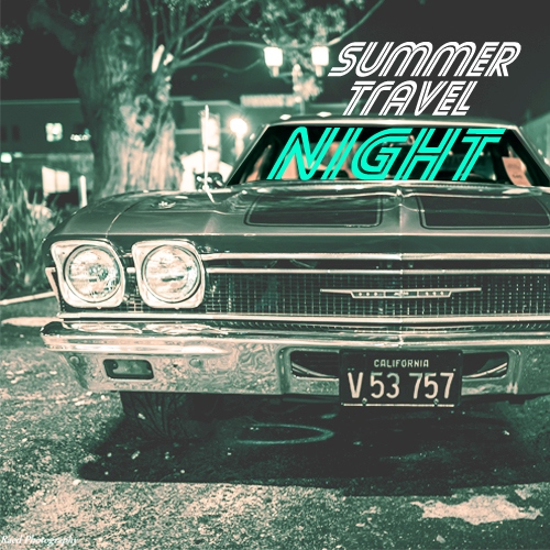 Summer Travel Night