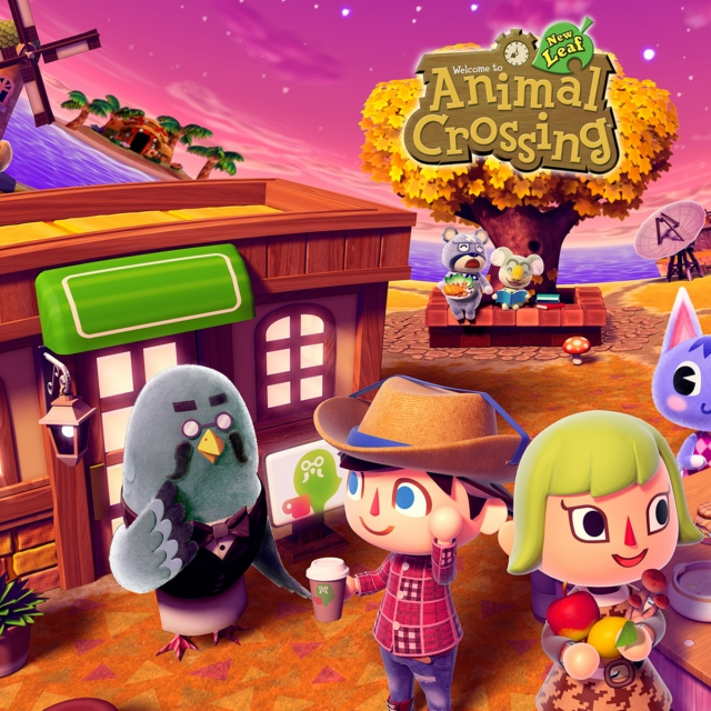 Animal Crossing - The Roost: Coffeehouse Music
