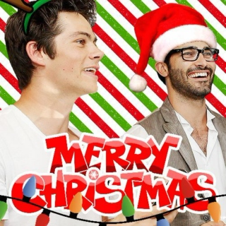 Sterek + Christmas Songs= HEA