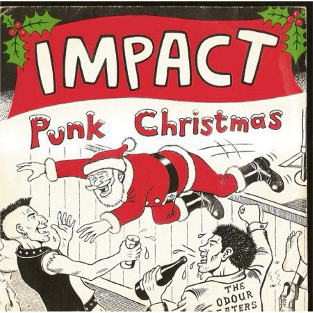 Have A Very Merry Punk Christmas