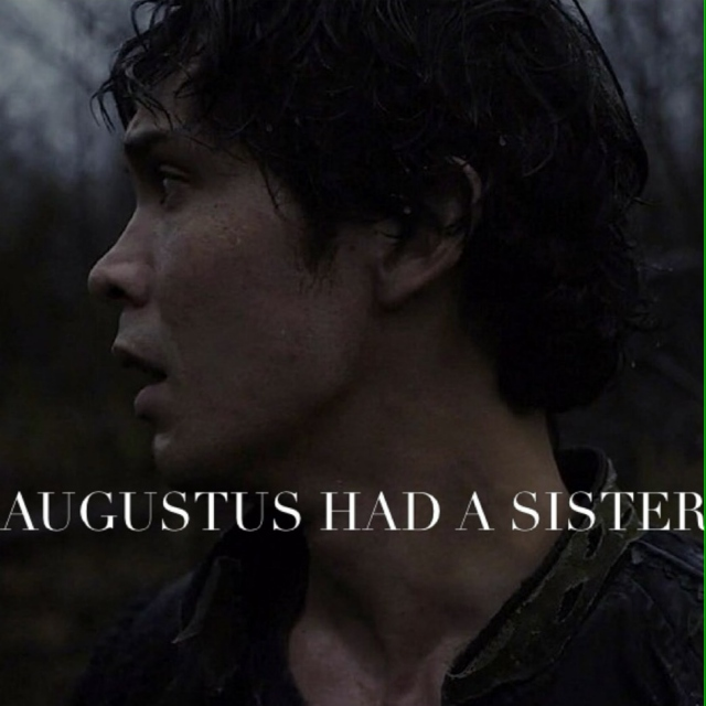 augustus had a sister