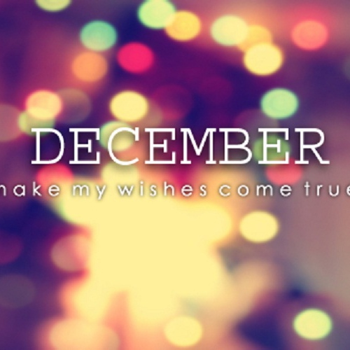 December is Coming