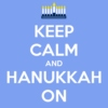 Happy Hanukkah ☃❄
