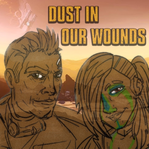 dust in our wounds