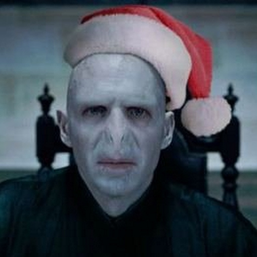 Voldermort's Lonely Christmas