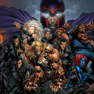 The Brotherhood of Mutants