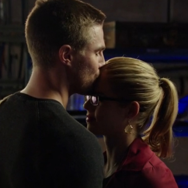 Olicity: Not Hopeless, Hopeful Romantic