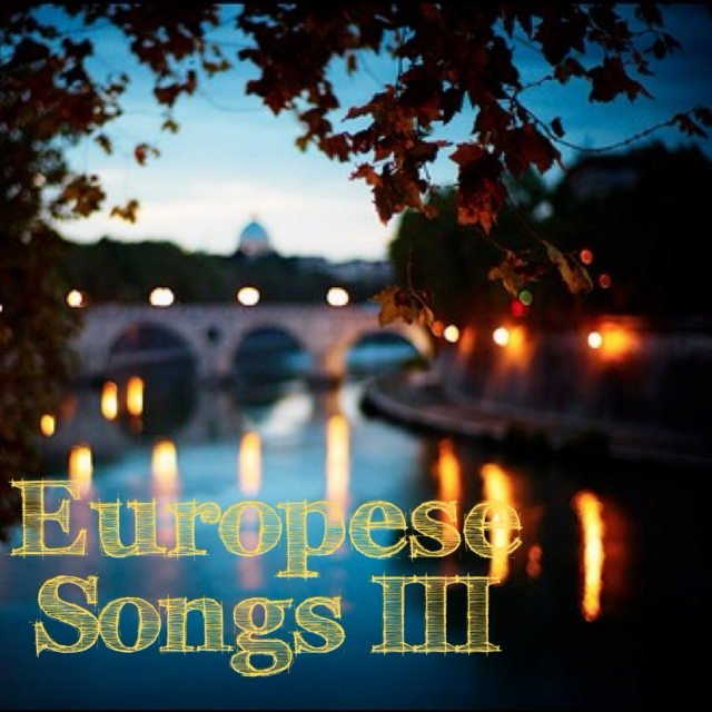 Europese Songs III