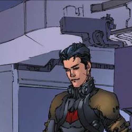 Jason Todd (finally) gets to groove