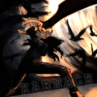 KARNAGE (Carmilla during the battle mix)